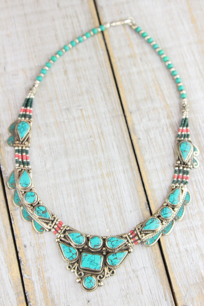 Necklaces One-of-a-Kind Tibetan Daydreams Necklace JN691