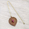 Necklaces Passionate Ruby Necklace JN808