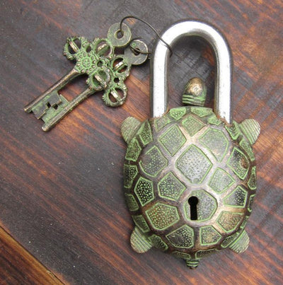 One of a Kind Default Turtle Lock on003A