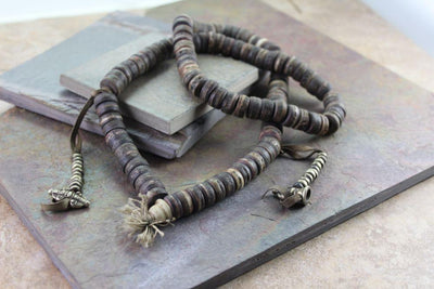 One of a Kind,Mala Beads,Gifts,Tibetan Style Default Special Bone Mala ml010