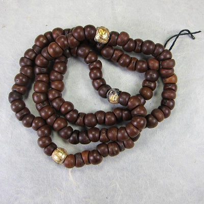 One of a Kind,Mala Beads,Tibetan Style,Men's Jewelry Default Bodhi With Thai Beads Mala on008