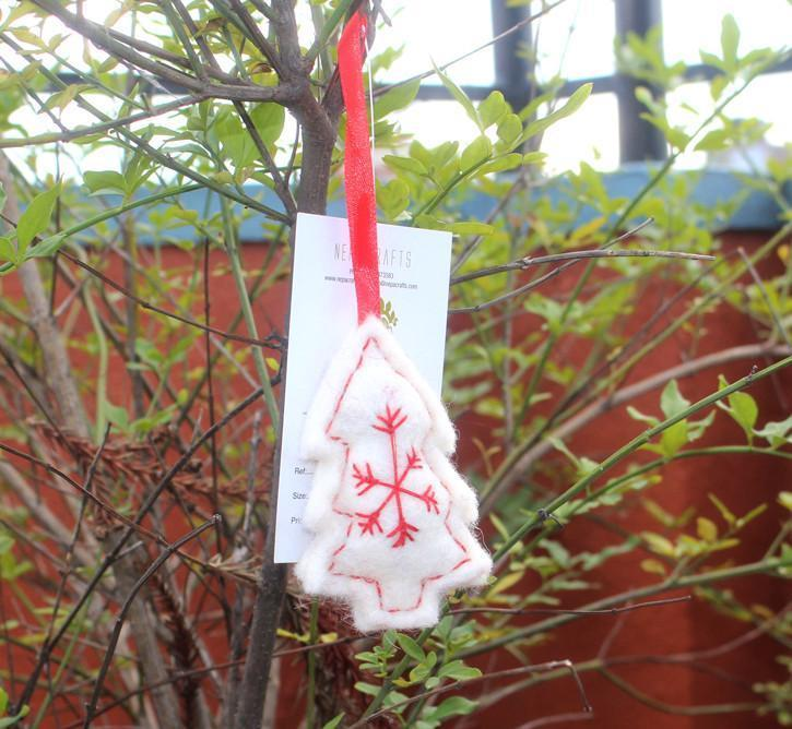 Ornaments Default Fair Trade Tree Ornament ho022