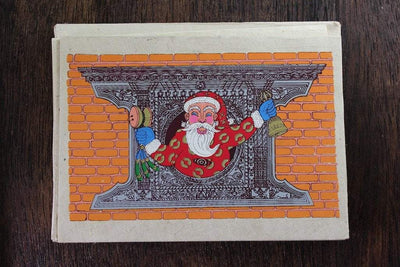 Paper Goods Default Himalayan Christmas Card Set pa011