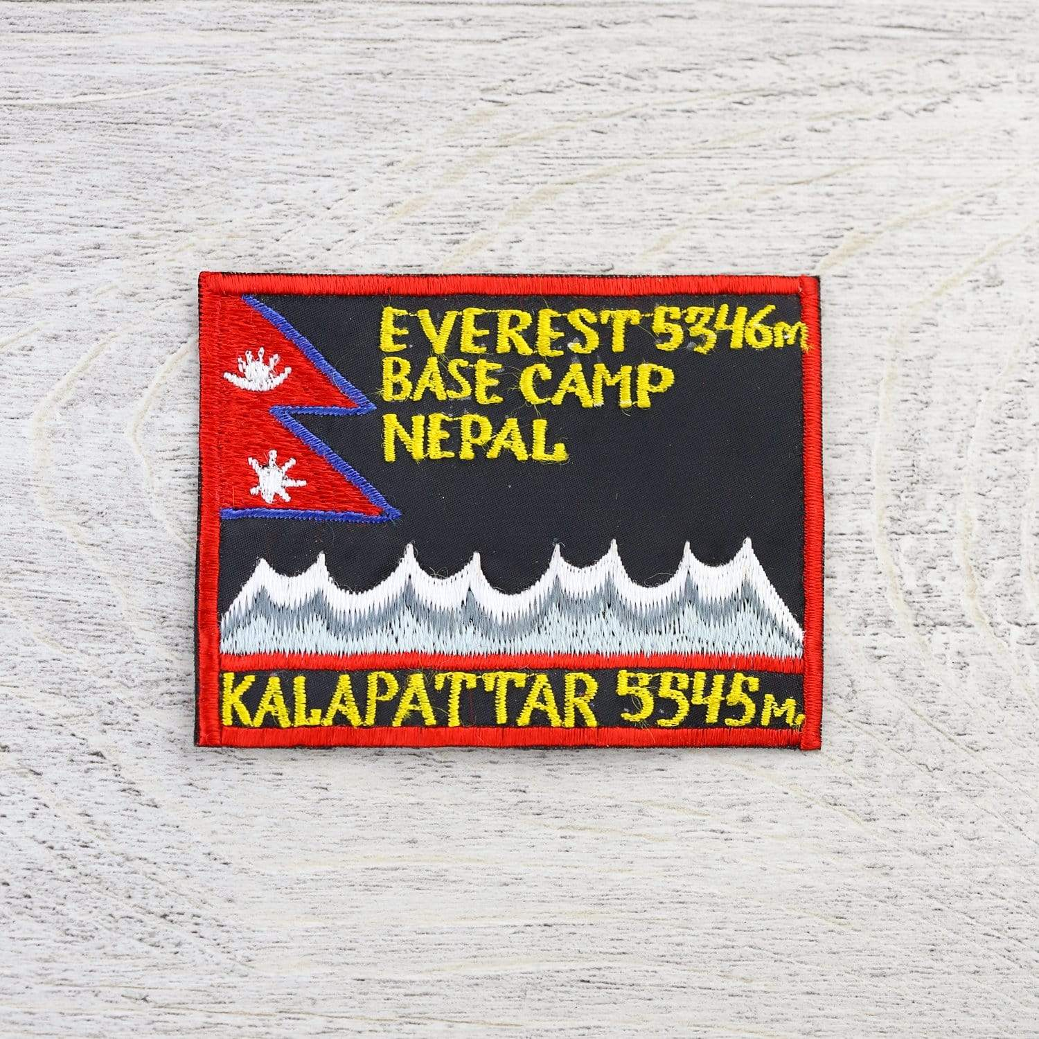 Patches Default Everest Base Camp Nepal Patch ft022