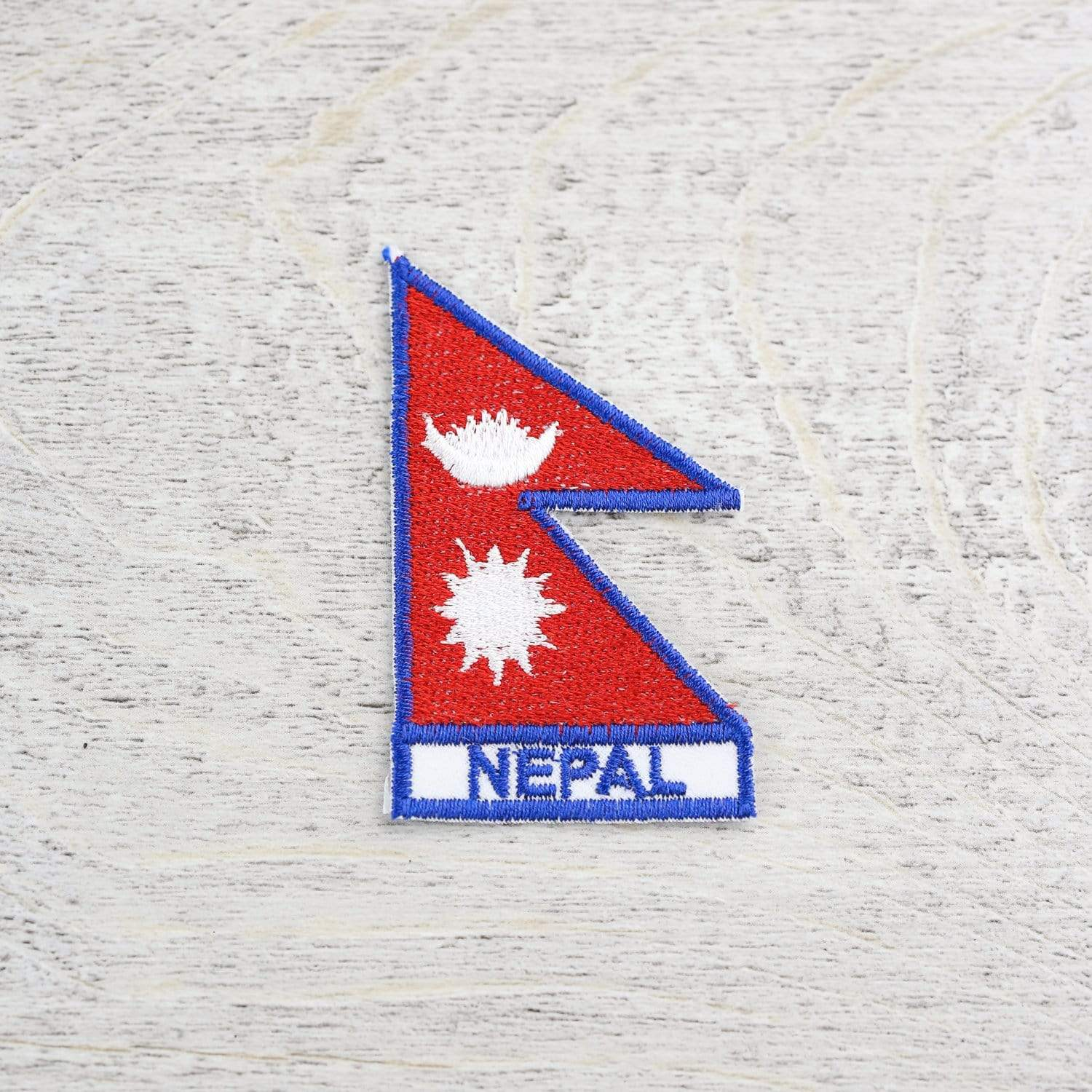 Patches Default Flag of Nepal Patch ft030