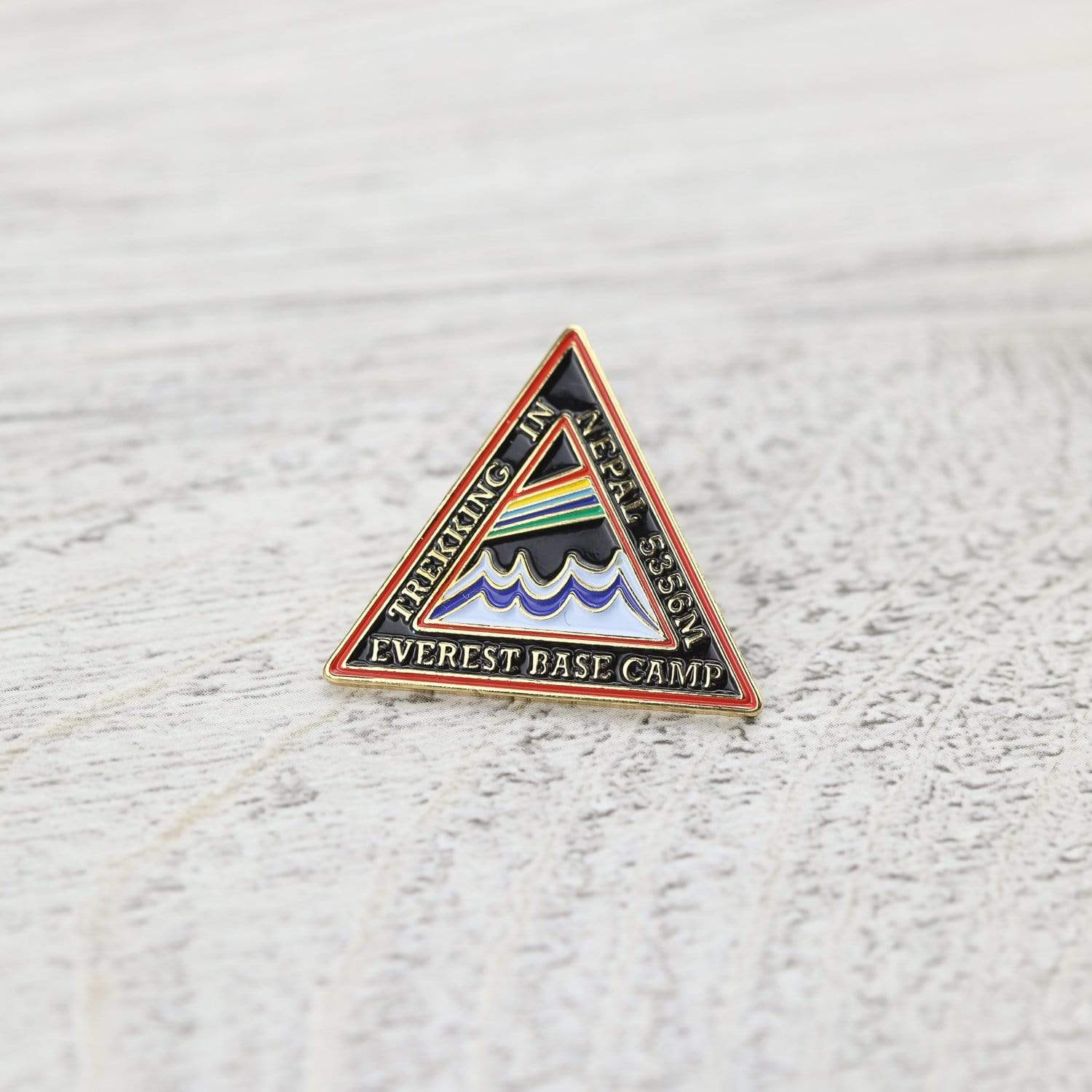 Patches Everest Base Camp Pin AA001