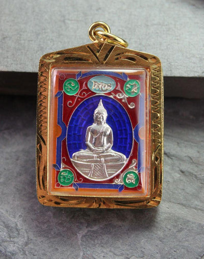 Pendants Beautiful Gold Thai Amulet jpthai38