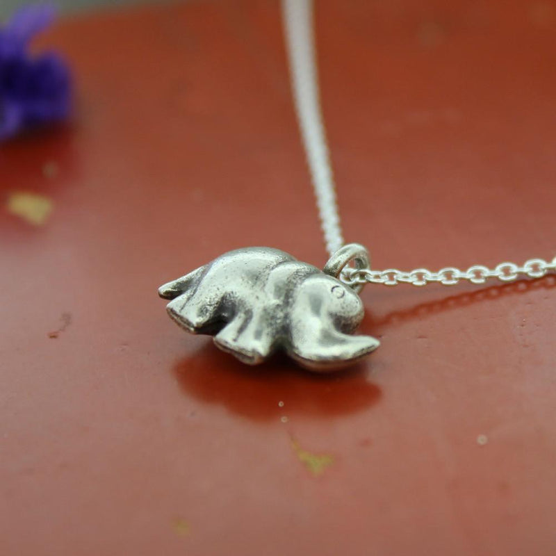 Pendants Default Hill Tribe Elephant Pendant jp380