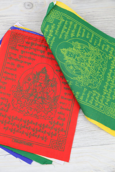 Prayer Flags Default Chenrezig Avalokiteshvara Prayer Flags pf065