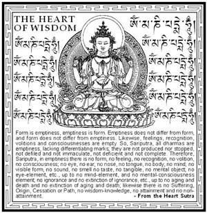 Prayer Flags Default Heart Sutra Flags pf029