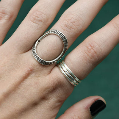 Rings 6 Emptiness Ring JR268.06