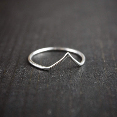 Rings 6 Himalayan Snow Peaks Ring JR229.06