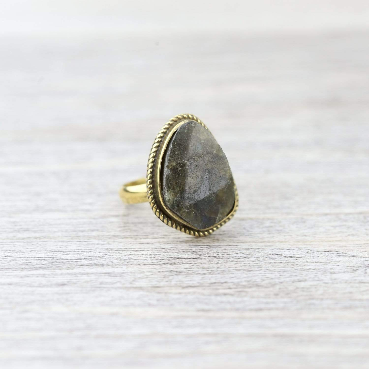 Rings Labradorite Intuition Ring