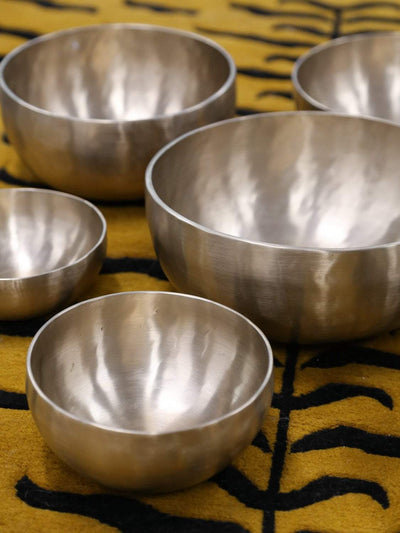 Singing Bowls Compassion Collection of 7 Singing Bowls SB178
