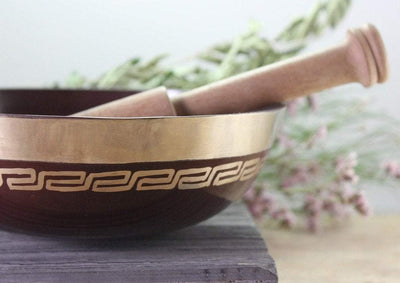 Singing Bowls Default 6 Inch Copper Bowl sb005