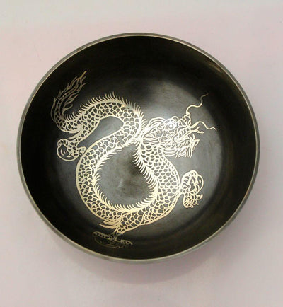 Singing Bowls Default Dragon Bowl sb009