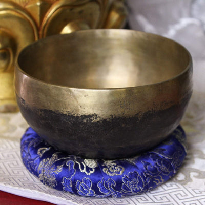 Singing Bowls Intuition and Insight Singing Bowl newbowl206