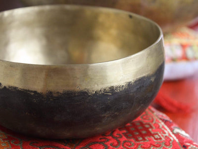 Singing Bowls New Energizing Tibetan Singing Bowl newbowl202