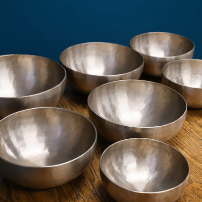 Singing Bowls Set of 7 Healing Energy Singing Bowls SB177