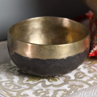 Singing Bowls Truthful Expressions Singing Bowl newbowl205