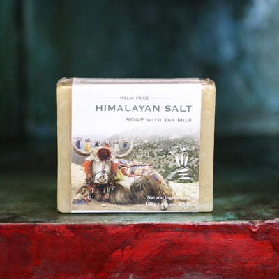Soap Himalayan Salt Soap with Yak Milk soap016