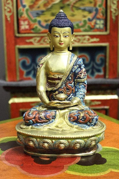 Statues,One of a Kind,Gifts,Buddha Default Masterpiece Amitabha Buddha Statue st090