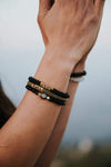 The Journey Bracelets Golden Roll-On Bracelet SW02