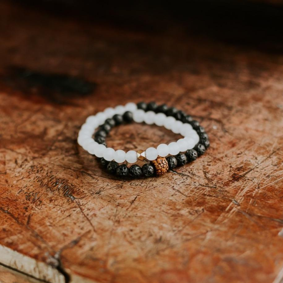 The Journey Bracelets The Mantra Bracelet B05