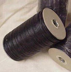 Tibetan Beads Default Waxed Cotton Cord Spool be007