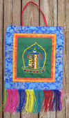 Wall Hangings Default Kalachakra Wall Hanging fb009