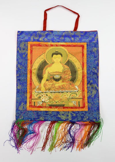 Wall Hangings Default Shakyamuni Wall Hanging fb005