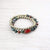 Wrist Malas Bloodstone and Pyrite Purity Double Wrap WM453