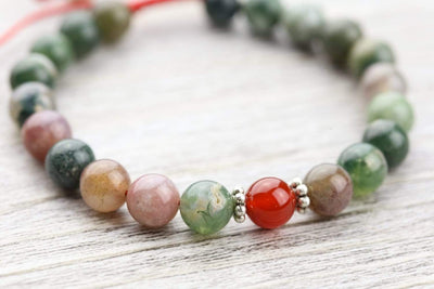 Wrist Malas Default Fancy Jasper Wrist Mala wm136