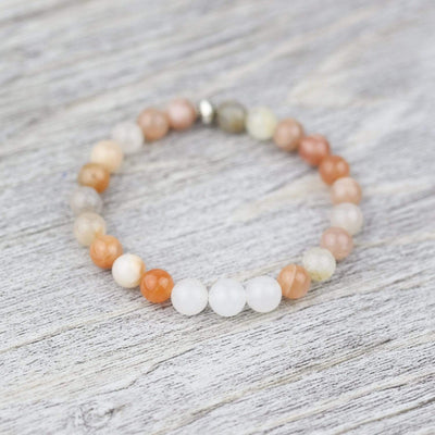 Wrist Malas Energy of the Moon Bracelet WM500