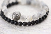 Wrist Malas Seed of Consciousness Double Wrap Mala wm451
