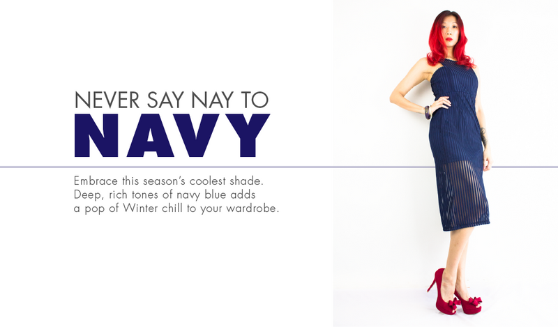 Never say Nay to Navy!