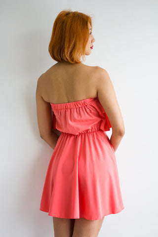 A Pretty Ruffle Dress -  - Peep Boutique - www.peepb.com - 12