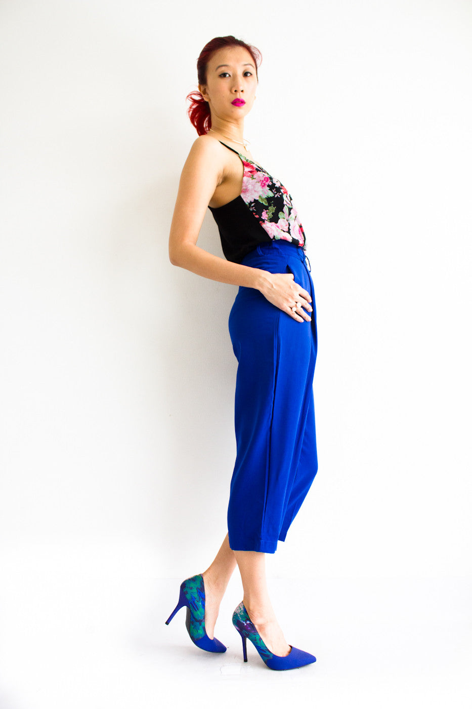 Tania Tapered Trousers -  - Peep Boutique - www.peepb.com - 11