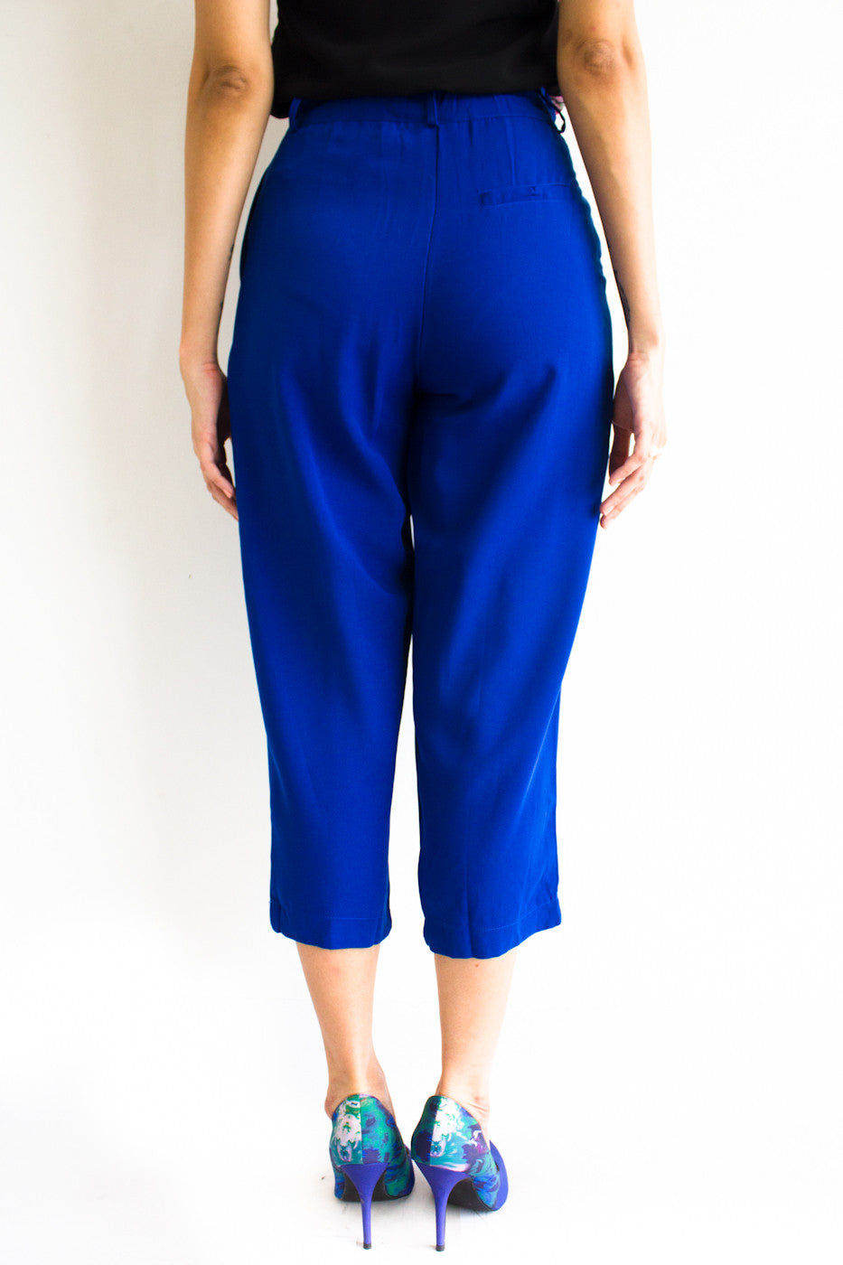 Tania Tapered Trousers -  - Peep Boutique - www.peepb.com - 14