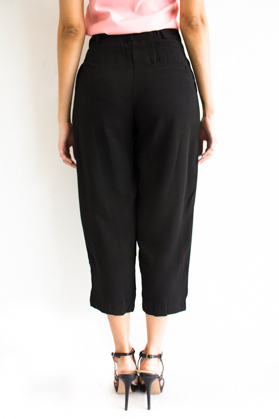 Tania Tapered Trousers -  - Peep Boutique - www.peepb.com - 21