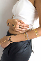 Metallic Temporary Tattoos -  - Peep Boutique - www.peepb.com - 7