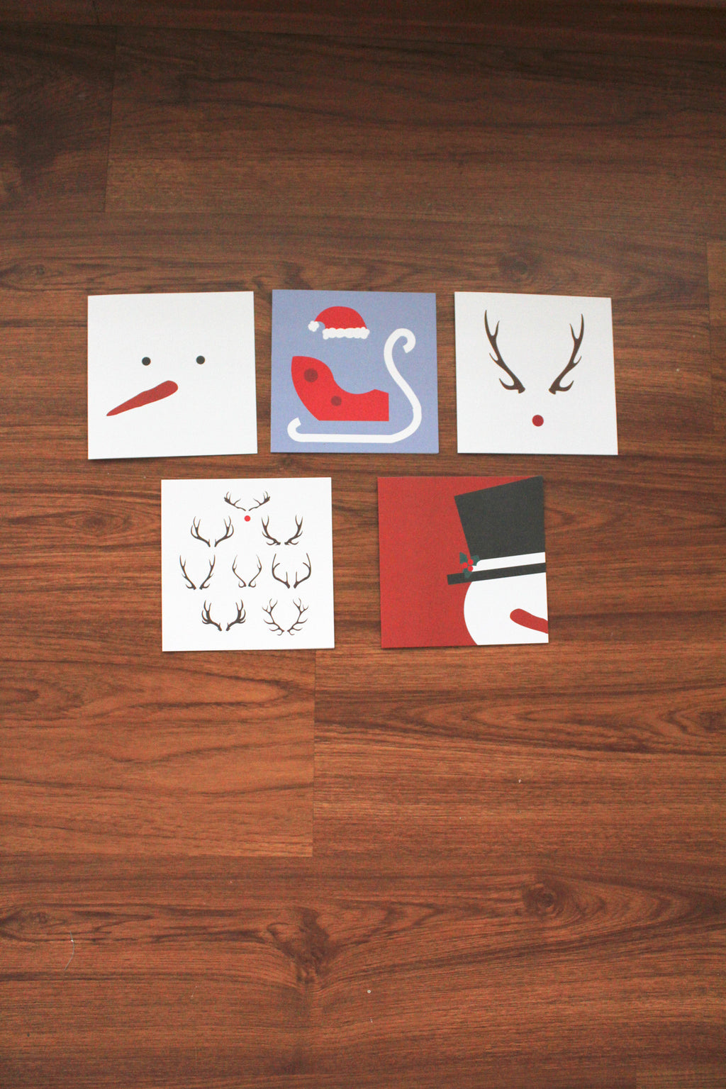 Christmas Cards - Minimalist - ACCESSORIES - Peep Boutique