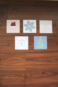 Christmas Cards - Pantone - ACCESSORIES - Peep Boutique