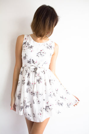 Jasmine Flare Dress - DRESSES - Peep Boutique