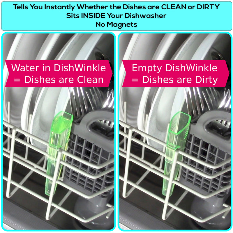 DishWinkle - Clean / Dirty Indicator for your Dishwasher