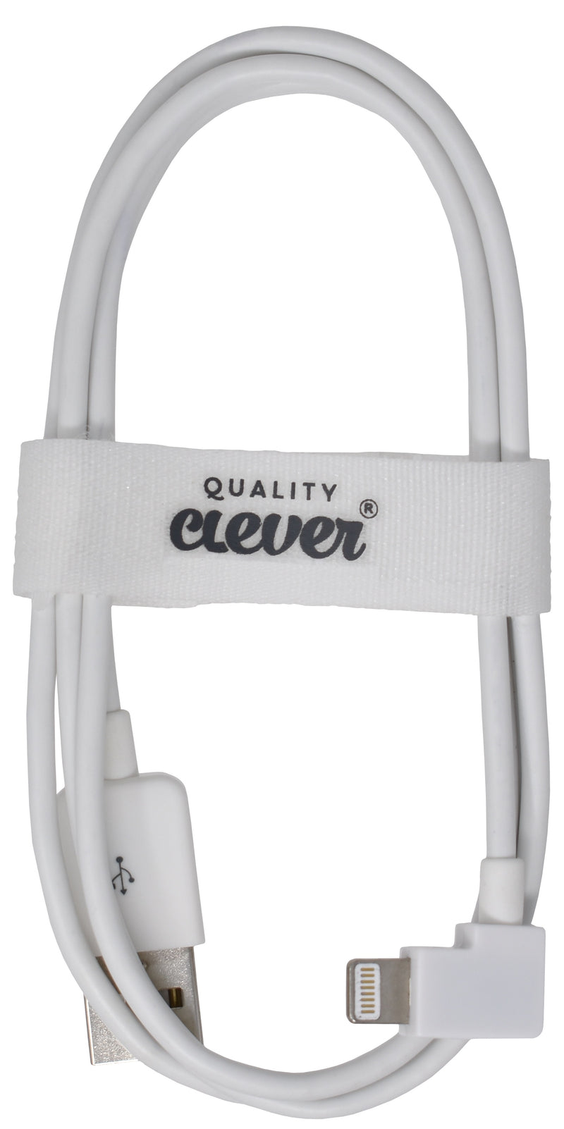 CleverCord Circular Cable Ties, 10-Pack