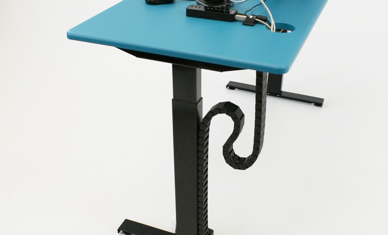 PivyCord Cable Chain for Variable Height Desks/Tables