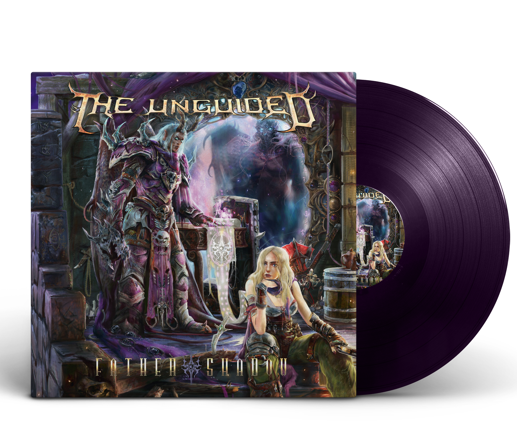 The Unguided - Father Shadow Vinyl