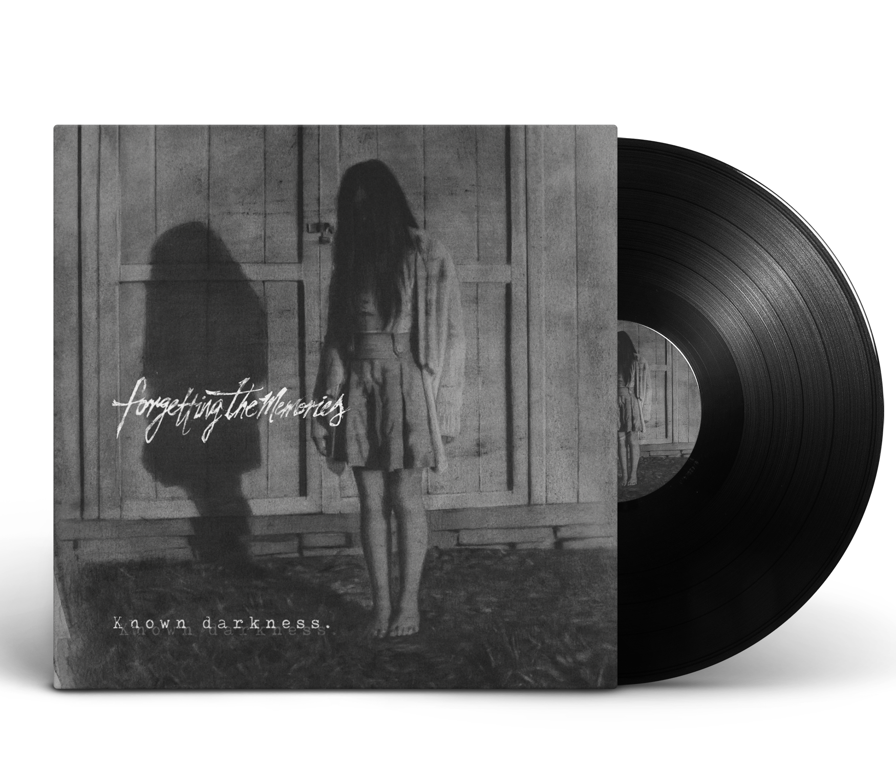 Forgetting The Memories - Known Darkness Vinyl