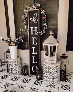 Porch Sign Decor